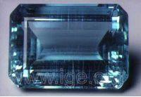 Combinación de belleza, durabilidad y rareza en una aguamarina de 99 quilates de la colección del IGE.