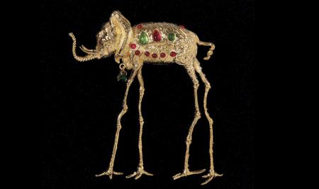 Dalí y sus joyas surrealistas