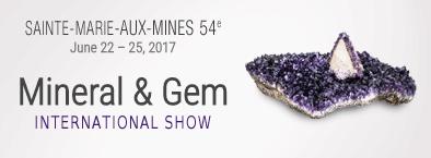 Feria de Minerales y Gemas
