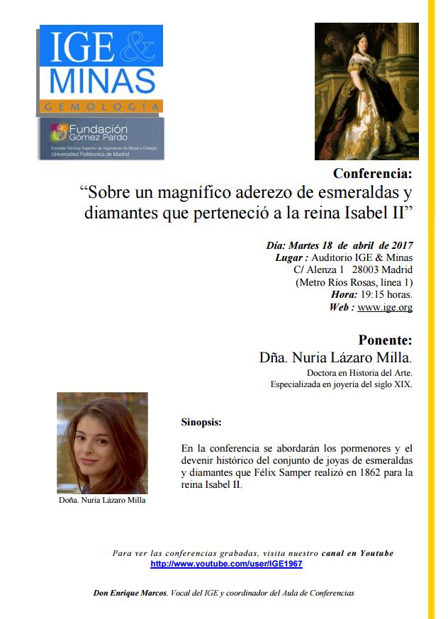 Conferencia 18-Abr-2017