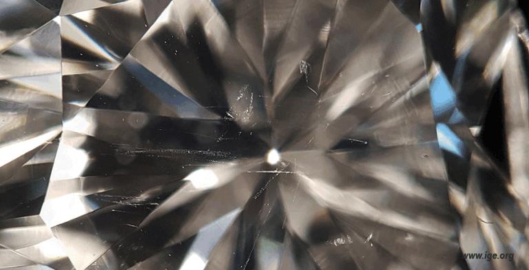diamantes rayados