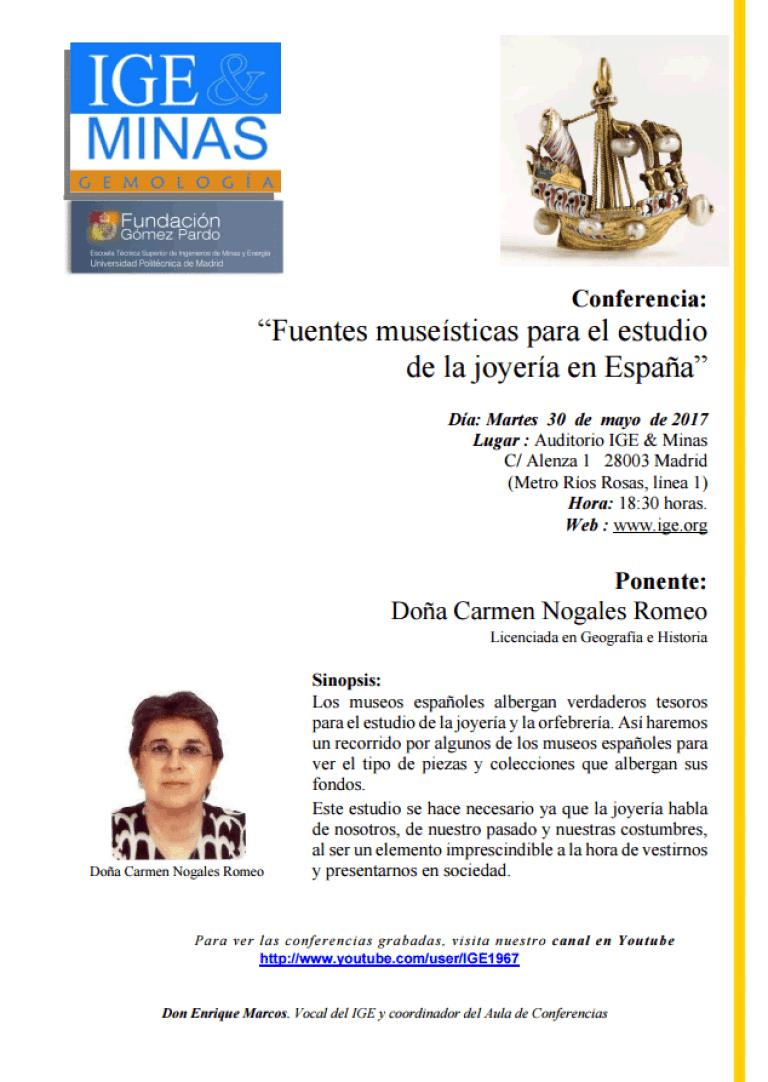 Conferencia 30-May-2017