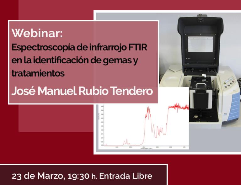 Conferencia espectros 23 marzo