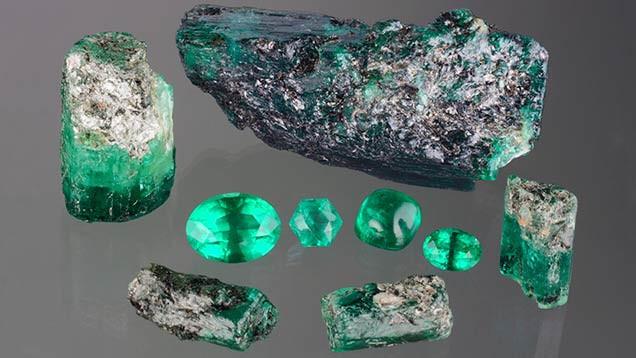 Esmeraldas de Etiopía