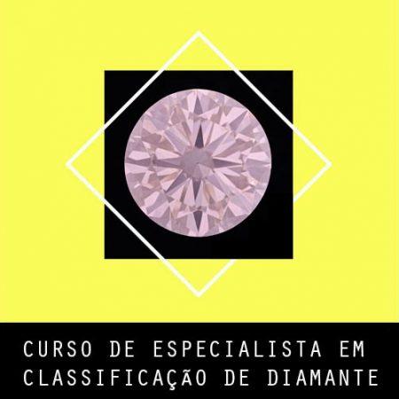Curso de Especialista em Classificação de Diamante