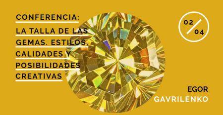 La talla de las gemas
