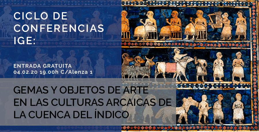 GEMAS Y OBJETOS DE ARTE EN LAS CULTURAS ARCAICAS DE LA CUENCA DEL OCÉANO ÍNDICO