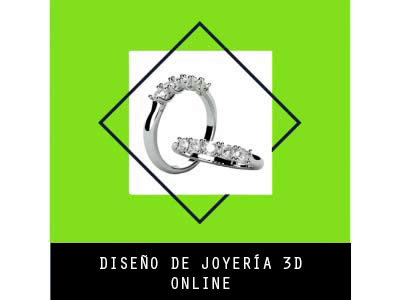 Curso de Diseño de Joyería 3D ONLINE