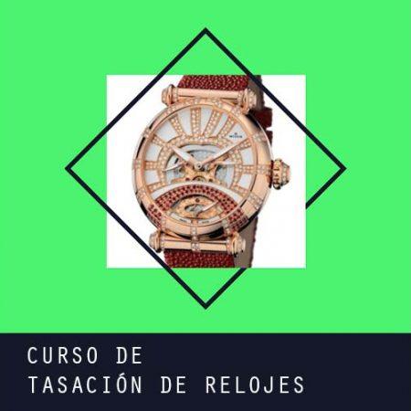Curso de Iniciación a la Tasación de Relojes