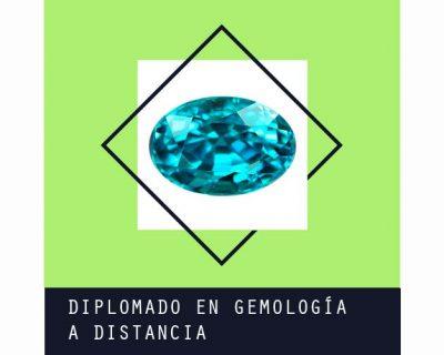 Diplomado en Gemología a distancia (dos años)