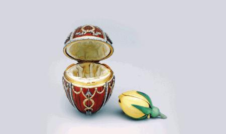 """Fabergé y sus """"objets d'art"""""""
