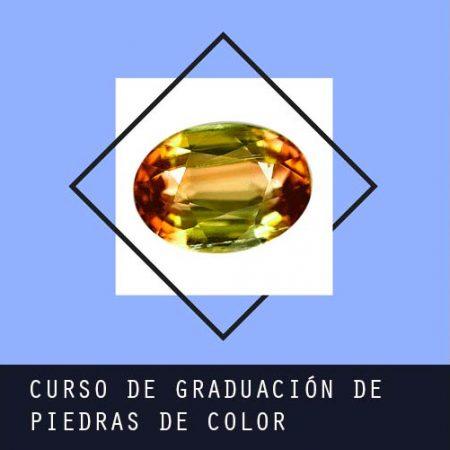 Curso Graduación de Piedras de Color