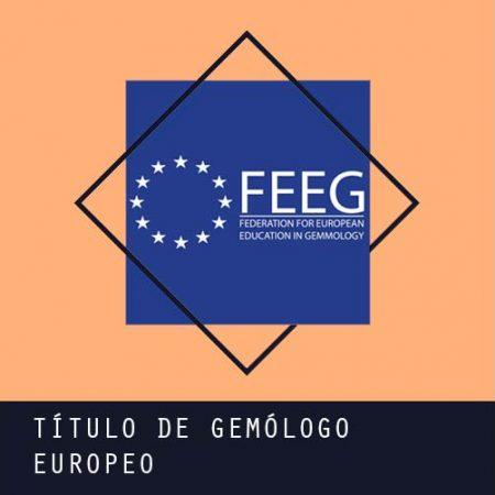 Título de Gemólogo Europeo