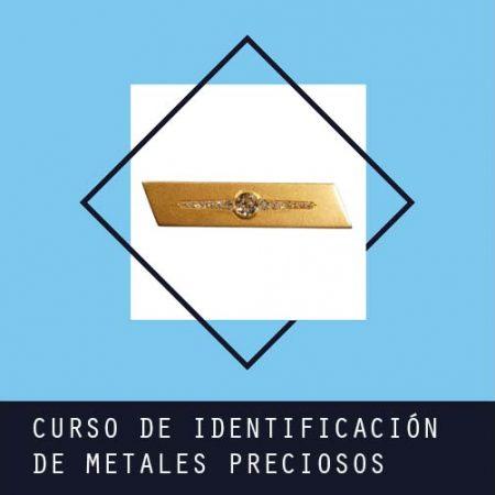 Curso Identificación de Metales Preciosos