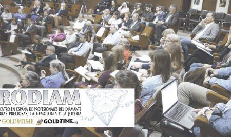 ProDiam celebra su 20º aniversario en el Instituto Gemológico Español
