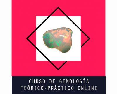 Curso de Gemología Teórico-Práctico online