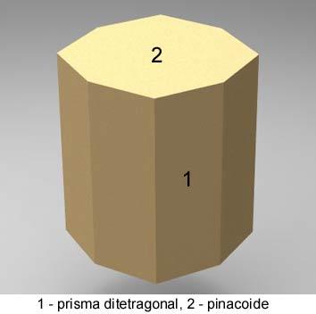 prismaditetragonal