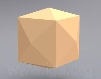 tetrahexaedro