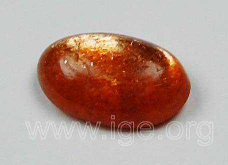 Oligoclasa piedra sol