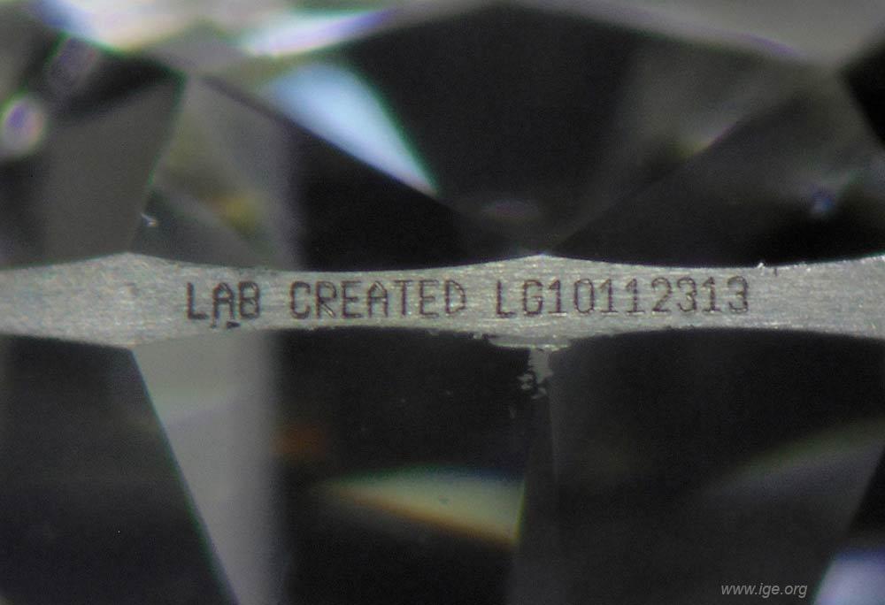Diamantes sintéticos CVD